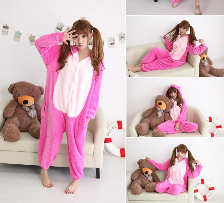 kigurumi pajamas one piece pyjama animal suit cosplay costume adult garment stitch cartoon. Black Bedroom Furniture Sets. Home Design Ideas