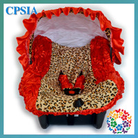 Wholesale Baby Christmas Car seat Covers New Carseat Canopy Caboodle Infant Car Seat Canopy Cover sets
