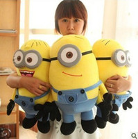 Wholesale Big Size CM D Despicable ME Very Big Movie Plush Toy Inch Minions Toys amp Hobbies One
