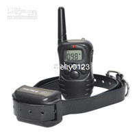 Wholesale Pet Dog Remote training collar with Rechargeable and Waterproof For one dog New Arrival