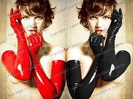 Wholesale 2013 Andrew Waterproof Paint Glove Nightclub Stage Wear Gloves