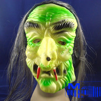 Wholesale High quality horror Volto Mask Cosplay latex Head Mask Halloween Masquerade Party Mask Latex Rubber m3