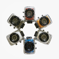 Wholesale HD Camcorder Sports Video Camera Helmet Cam Touch Screen MP High Definition Action Camera