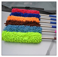 Wholesale Household Microfiber Brush Auto Car Truck Duster Dirt Cleaning Wash Brush Tool Soft