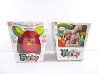 Cats furby - Authentic child treasure furby Chinese version phoebe elves touch recording parroting electronic pet toys manufacturer