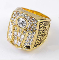 chicago bull - Championship Rings Chicago Bulls Basketball CZ Gemstone Rings Silver Men s Ring k gold Fans Collectibles