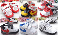 Wholesale 10 off pairs Charm big brand soft bottom male shoes toddler shoes made in china kids shoes walker cheap shoes pairs C