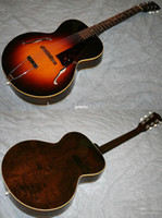 archtop guitar acoustic - Custom shop High quality guitar electric guitar Musical Instruments Archtop Acoustic Guitar GAT0158