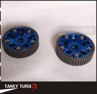 Wholesale Tansky TOYOTA Supra JZ JZ TE Cam Gears Red Blue Default Color is Blue TK CG07 Blue High Quality