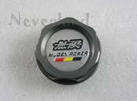 Wholesale Neverland For Honda Acura Mugen Power Racing Engine Fuel Oil Filler Fill Cap Cover Tank