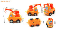 Wholesale Educational force toys small toys mixed your truck fans Tanker truck Crane Excavators car