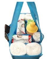 Wholesale Multi functional Baby Diaper Bag Mummy bag Storage Organizer for infant