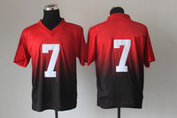 Men amazing order - NEW Colin Kaepernick Jersey Red Black Gradient Color New Collection American Football Jerseys Amazing Mens Jerseys Mix Order