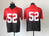 Wholesale Patrick Willis ers Jersey Red Black Gradient Color Fashion American Football Jerseys New Arrival Mens Jerseys Perfect Uniform