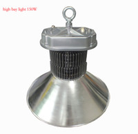Wholesale 150w high bay light High Bay Light Fixtures industrial lighting mining lights MEANWELL LED driver Bridgelux chip DHL