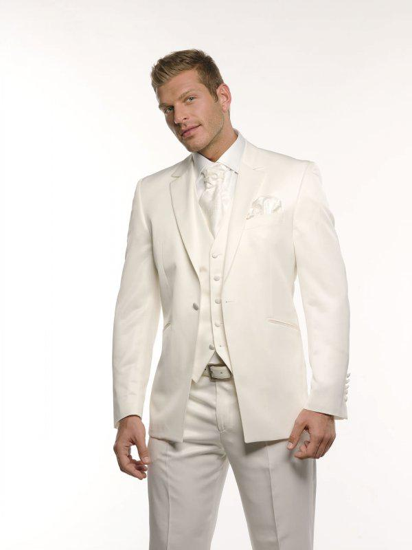 Buy Custom made 2016 NEW Groom Tuxedos Wedding Groomsman Suit Bridegroom Suits (Jacket+Pants+Tie+Vest) arab-90