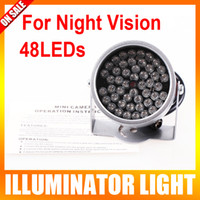 20 m 850nm 48PCS 48 LED illuminator Light CCTV IR Infrared Night Vision For Surveillance Camera