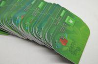 Wholesale 2016 new arrival Nano Health Card Energy Nano Card more then cc bio energy fir negative ion card