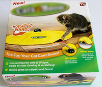 Wholesale Undercover Mouse Electronic Interactive Cat Toy