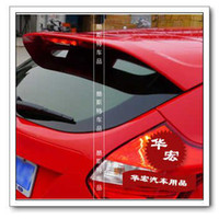 Wholesale 2012 new Ford Focus rear Spoilers back bumper SPLR interceptor safety lever car accessory parts products KG not color