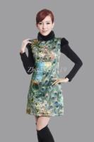 Wholesale GDSDS Chinese Women s Traditional Women s Evening Dress Cheongsam Size S XL HUKL