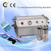 CE AU-8304A 220V/110V Christmas promotion Best Facial Diamond Microdermabrasion Crystal Peel Beauty Machine CE Approval AU-8304A