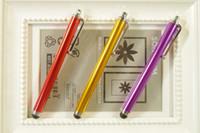 Wholesale 20pcs Fabric tip stylus touch pen Mesh stylus pen high sensitive Fiber mesh touch pen