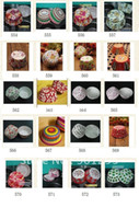 Wholesale mix color paper cupcake liners cup cake cup different style by china post