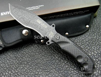 Wholesale Hot sale SR SR016 chopper machete tracker Straight Military survival hunting camping tactical knife knives