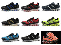 Wholesale Free Drop Shipping New Arrival High Quality Springblade gauze breathable Men s Athletic Shoes Sports Running shoes