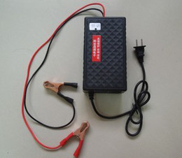 Wholesale 12 v6A Motorcycle electric car repair smart car battery charger battery charger
