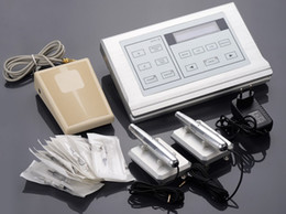 Wholesale N Contour Digital Permanent Makeup Kit With Rotary Machine And Needles DHL