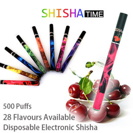 2015 Disposable Electronic Cigarette E Shisha Pen Health 9 Fruit flavor hookah vapor 5 colors