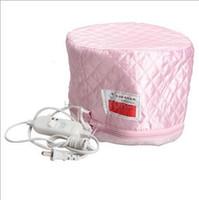 Wholesale Hair Care SPA Cap Beauty Steamer Hair Thermal Treatment Nourishing Hat hv2n