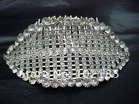 Crown Rhinestone/Crystal  Wedding Bridal Accessories Crystal Veil Tiara Crown Headband