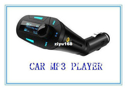 Wholesale - Car MP3 Player Wireless FM Transmitter With USB SD MMC Slot