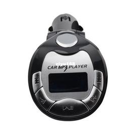 Wholesale - Drop shipping Car MP3 Player FM Transmitter USB PenDrive SD MMC Slot free shipping