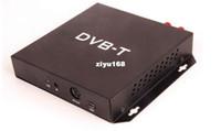 Wholesale Car DVB T Receiver MPEG External DVB T Box km h
