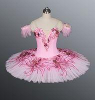 Wholesale Hot Sale Adult Ballet Tutu Ballerina Dresses TUTU Pink Professional Ballet Tutu Girls Classical Ballet Tutu Tutu Dresses Skirt BT8979
