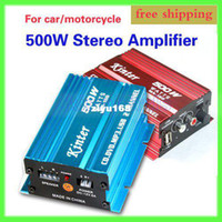 12V amp atv - CH W MOTORCYCLE CAR Stereo Amplifier Speakers MP3 ATV AMPLIFIER AMP AMPS
