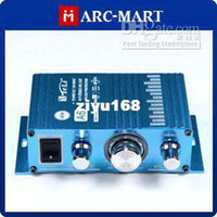 Wholesale Stereo Amplifier Brand Car Amplifier For MP3 iPod AM010