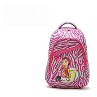 Backpacks Polyester Men Free Shipping Polyester Candy Color Backpack for Kids 10pcs per lot