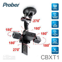 Wholesale Car DVR inch TFT screen double camera in car video recording system the Car security Free shi