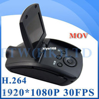 Wholesale In Stock Full HD P Car dvr Camera With Ambarella A2 CPU MP CMOS X Digital Zoom Support