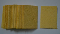 Wholesale Replacement Sponges Soldering Iron Cleaner Solder Tip Cleaning Pad
