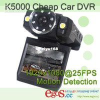1.5 better records - Promotion Price Carcam Full HD P Car DVR K5000 with Better P Record Infrared Vision Rotate Sc