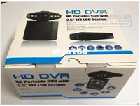 audio vid - PC HK POST TFT HD DVR Color LCD Screen Degree IR LED HD Car DVR Camera Recorder Audio Vid