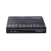 Single Core Included 1080P (Full-HD) Wholesale Di LADECA X6II HD network player p4p online on-demand Internet TV set-top boxes