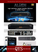 Wholesale 2013 new DVB S2 satellite receiver AMIKO SHD with wifi G linux system Enigma2 Dual Boot DVB S2 Support G amp Youtube