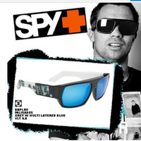 Wholesale Mens pc Touring Spy Eyewear Retro Personalized Sunglasses Styles to Choose